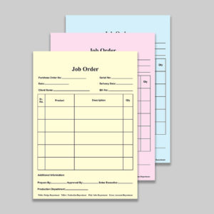 NCR Form Printing Pakistan Cheap Carbonless Invoice Pad Book Online - Invoice pads